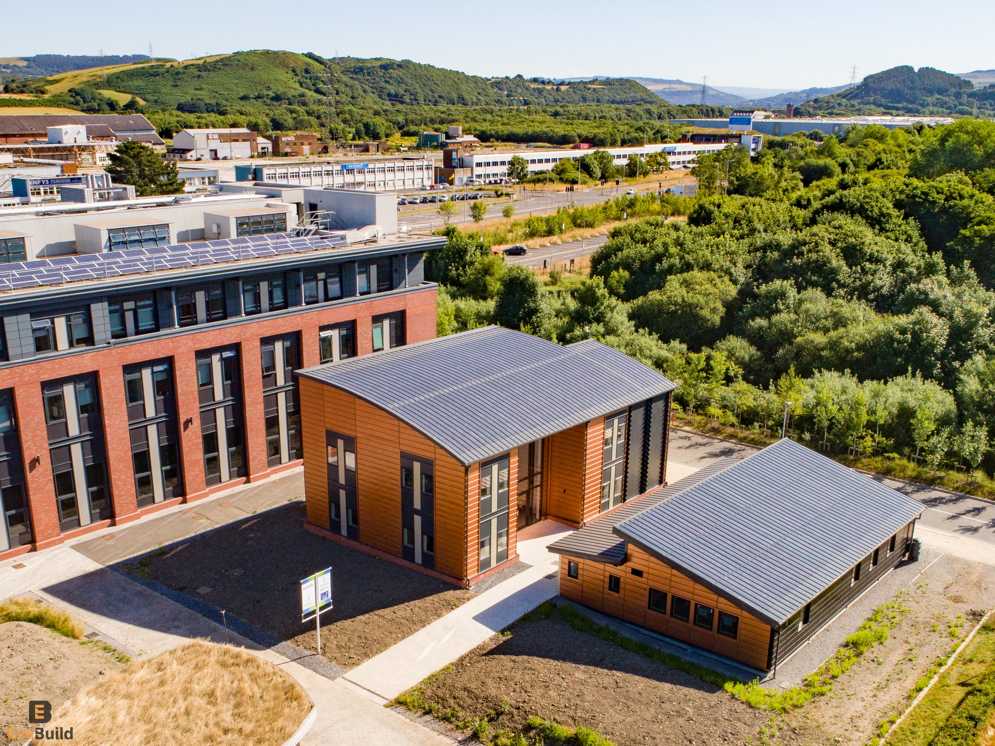 EvaBuild - Swanea Campus 2018 -1