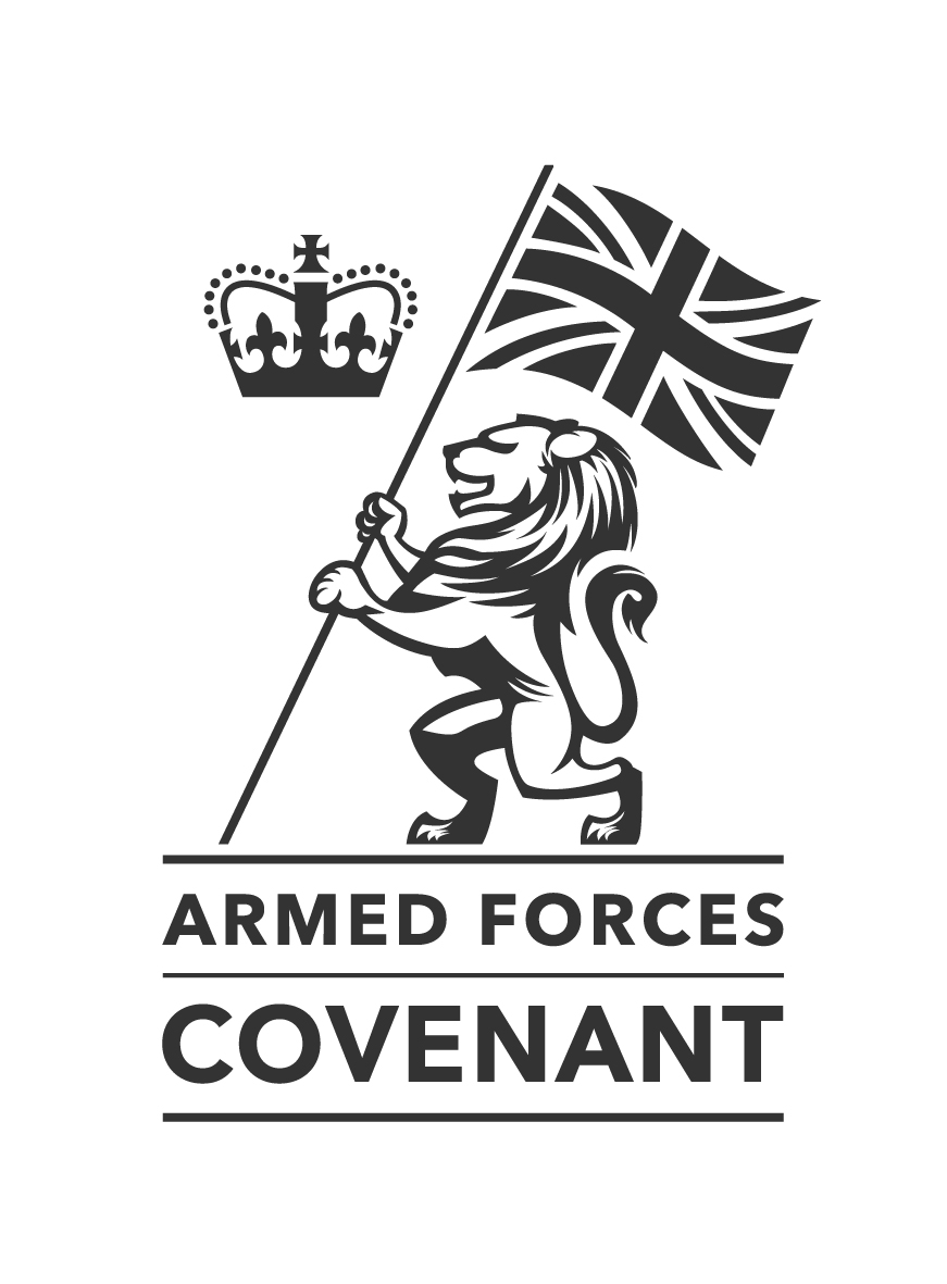 Armed Forces Covenant Logo Positive RGB
